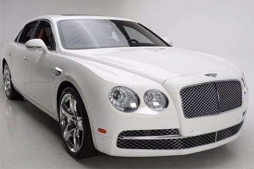 Northampton Bentley Car