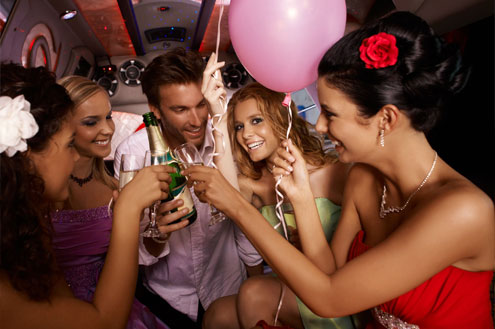 Northampton Hen Night Limo