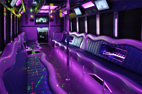 Northampton Party Bus Limo Hire
